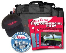 GLEIM Commercial Pilot Kit with Test Prep Download