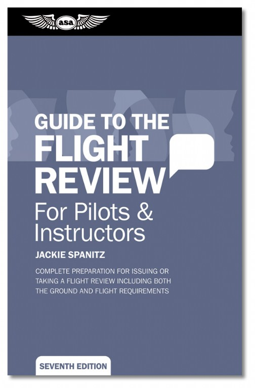 Guide to the Biennial Flight Review - from Sporty's Pilot Shop