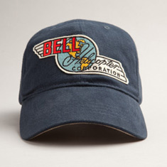 Bell Helicopter Corp. Cap / Navy