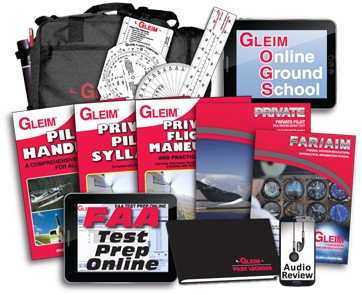 GLEIM Private Pilot Kit w/ Download