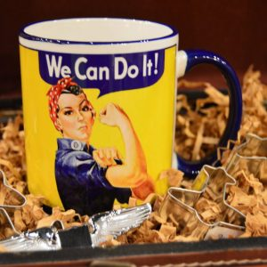 Doc's Rosie the Riveter Coffee Mug   SOLD OUT!
