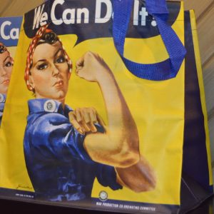 Doc's Rosie the Riveter Bag
