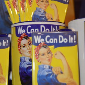 Doc's Rosie the Riveter Magnet