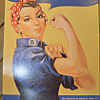 Doc's Rosie the Riveter Tin Sign