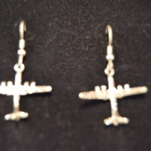 Doc's Friends Sterling Silver Earrings