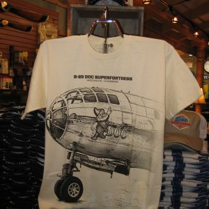 DOC - TSHIRT NOSE ON RUNWAY - Temporarily Out of 3XL Stock / Next shipment 1 1/2 weeks!
