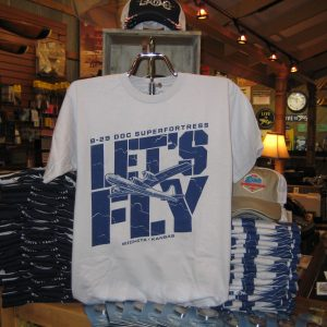 DOC - TSHIRT LET'S FLY