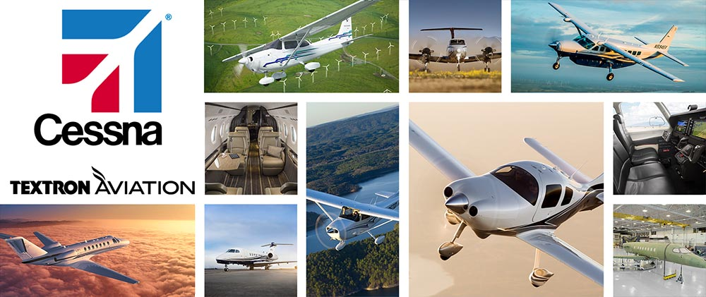 Cessna collage